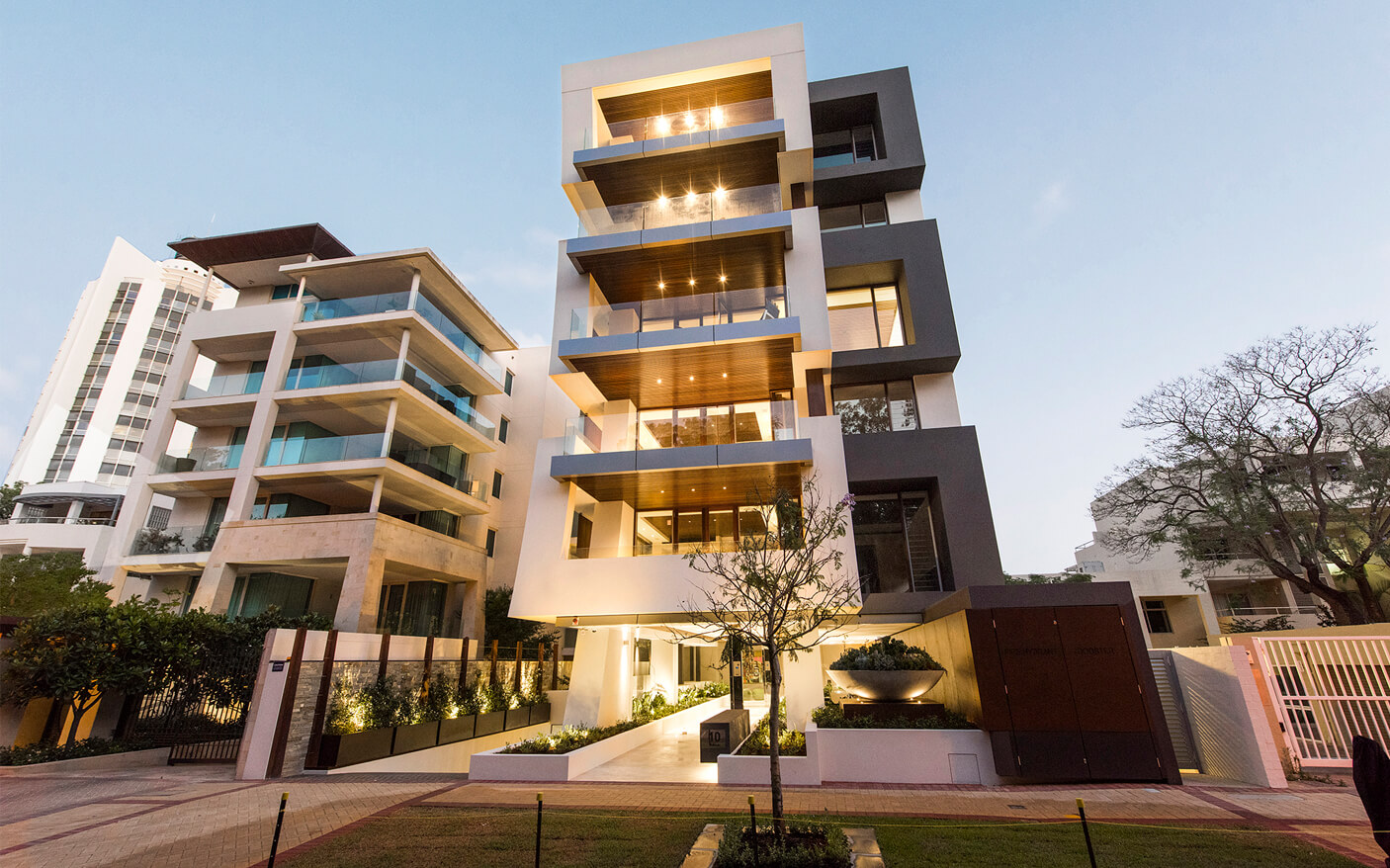 10 bellevue residences giorgi for 18 bellevue terrace west perth